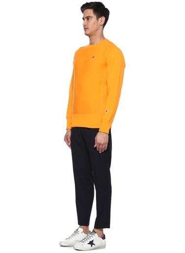 Champion Sweatshirt Oranj